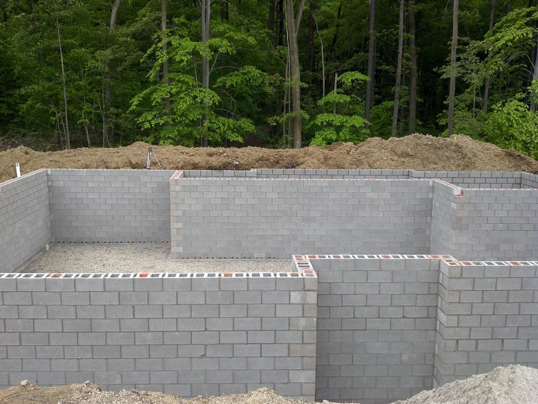 concrete foundations erie pa